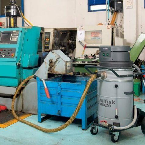 مکنده مناسب صنایع فلزی