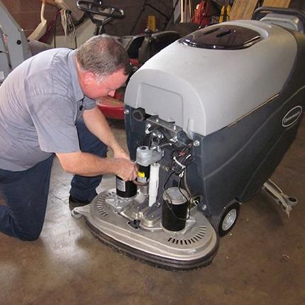 نکات مهم در ارتباط با تعمیر و نگهداری و عیب یابی دستگاه اسکرابر صنعتی