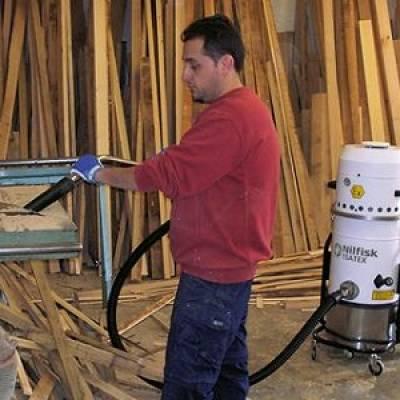 تولید محصولات چوبی  - Wood