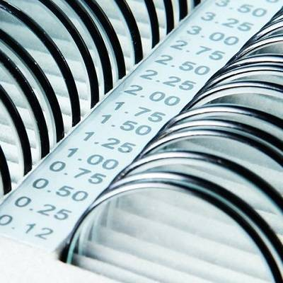 تولید محصولات چشم پزشکی  - Optics