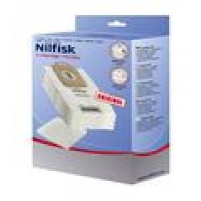 پاکت غبار NILFISK SELECT  - 4PCS NILFISK SELECT DUST BAGS - 4PCS