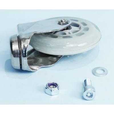 کیت چرخ کوچک از جنس فولاد ضد زنگ scrubber-dryer-caster-wheel-ss-kit