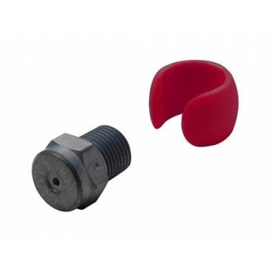 نازل Tornadoبه همراه حلقه نشانه گذاری  Tornado Nozzle with Indication Ring