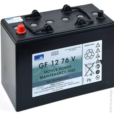 باتری ژلی GEL-battery