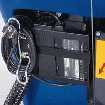 شارژر یکپارچه با دستگاه on-board-charger