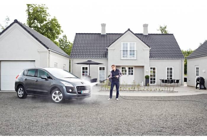 کارواش خانگی که قدرت اجرایی بالایی دارد