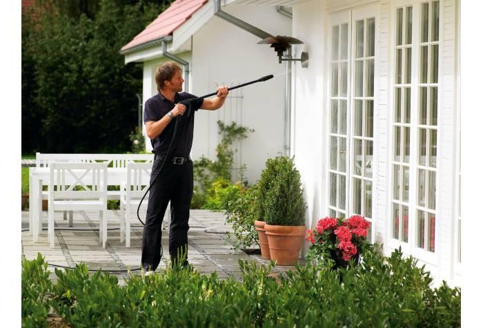 کارواش خانگی که قدرت اجرایی بالایی دارد و مناسب انواع شستشوی خارجی می باشد