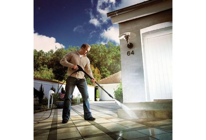 کارواش خانگی جهت نظافت خارج از منزل با عملکرد عالی می باشد