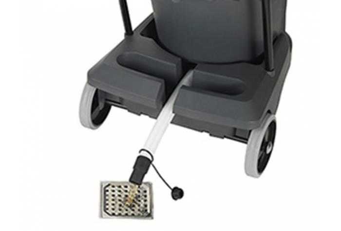 جاروبرقی صنعتی - VL500 55-2 EDF