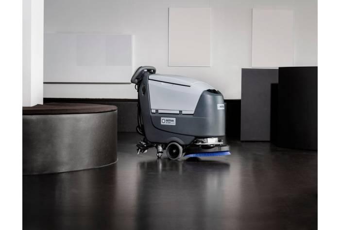 دستگاه اسکرابر SC500 بعنوان یک کف شور مناسب برای کاربرد در محیط های مختلف