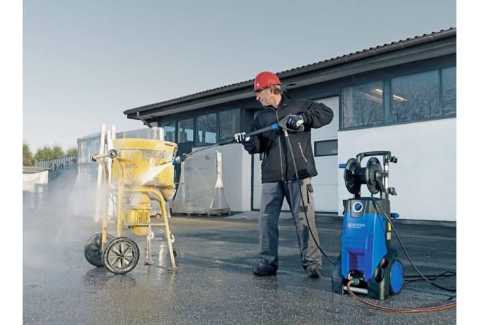 واترجت صنعتی MC 4M و شستشوی فشار قوی