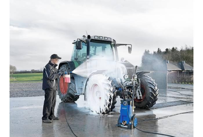 واترجت صنعتی MC 4M و شستشوی ماشین االات کشاورزی