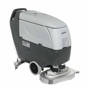 کفشور برقی  - walk-behind-scrubber-BA611D - BA611D