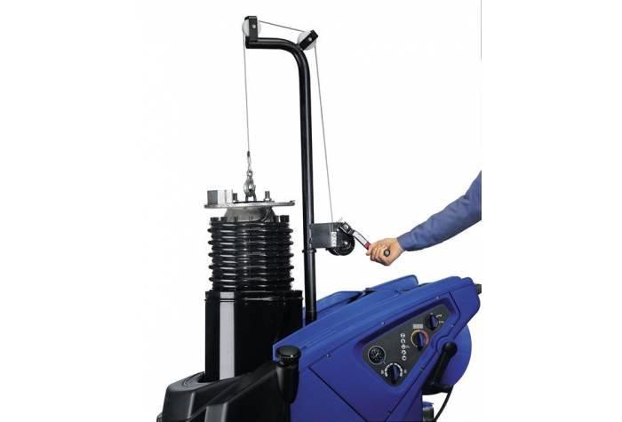 واترجت صنعتی MH 5M و شستشوی فشار قوی