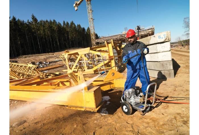واترجت صنعتی  MC 5M  و شستشوی فشار قوی