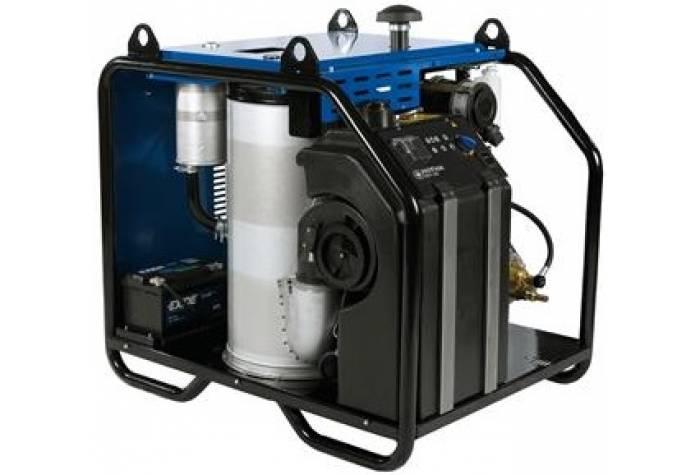 واترجت صنعتی MC 7P و شستشوی فشارقوی