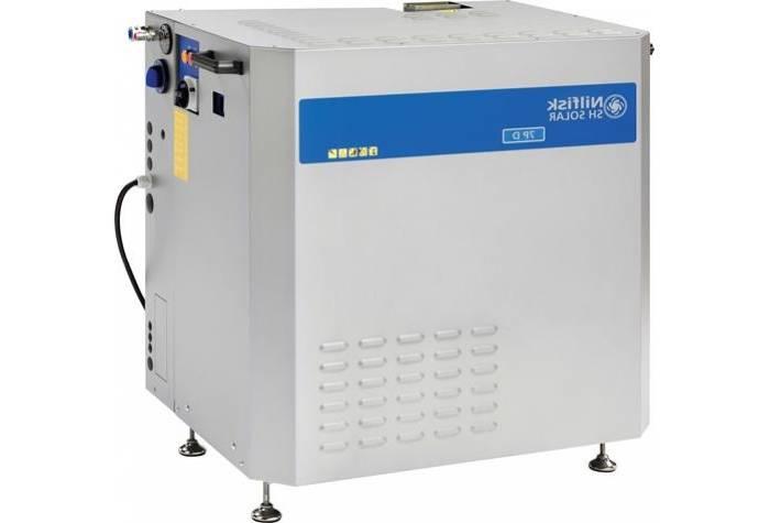واترجت صنعتی SH SOLAR 7P-170/1200 D و شستشوی ماشین الات کشاورزی