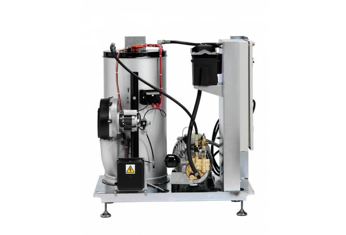 واترجت صنعتی SH SOLAR 5M-165/1100 D و شستشوی انواع سطوح