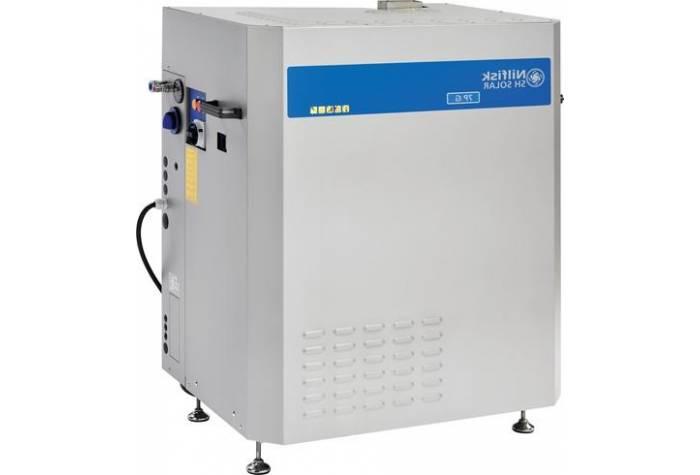 واترجت صنعتی SH SOLAR 7P-170/1200 G و شستشوی فشار قوی