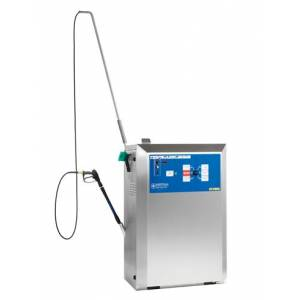 واتر جت صنعتی  - stationary-hot-water-industrial-pressure-washers-SH-AUTO5M-100-500DSS - SH AUTO 5M 100-500 DSS