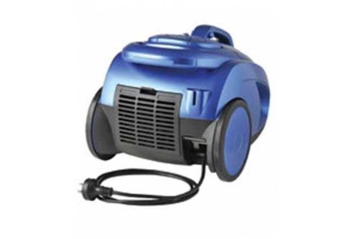 جارو برقی خانگی 2.5 لیتر ظرف مخصوص غبار دارد که به آسانی تخلیه می شود