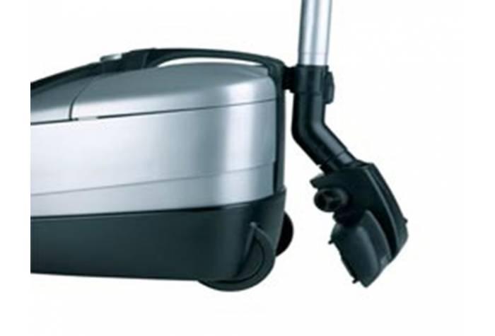 جارو برقی خانگی با فیلتر HEPA که ضد حساسیت می باشد سبب تصفیه هوا می گردد