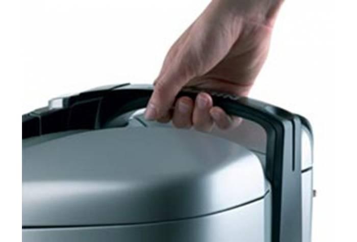 عملکرد ساده جارو برقی خانگی بهمراه موتور قوی سبب نظافت آسان و سریع  می شود