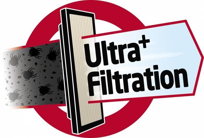 فیلتر HEPA در جاروبرقی سبب تصفیه هوا و جلوگیری از آلرژی می شود