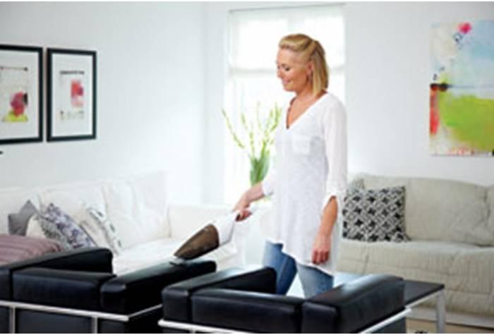 جارو برقی خانگی با کارایی بالا پاسخگو تمامی نیازهای نظافتی می باشد