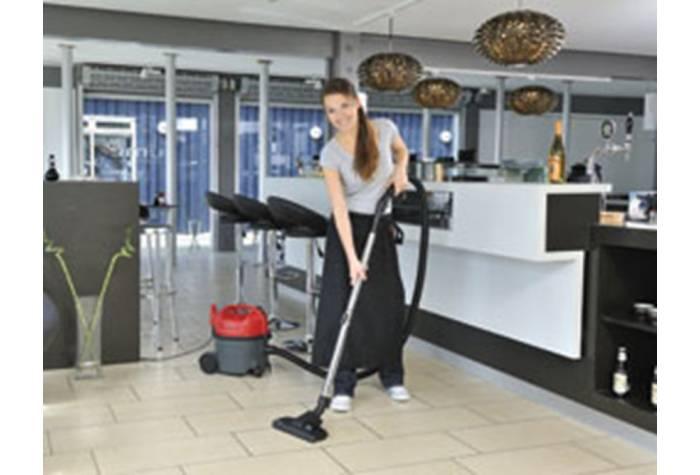 جاروبرقی با صدای کم مناسب نظافت روزانه می باشد