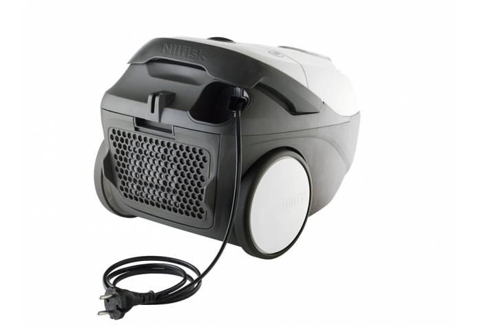 فلیتر HEPA در جارو برقی خانگی سبب تصفیه هوا می شود