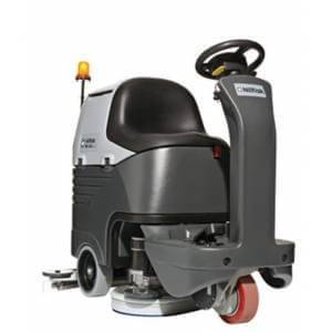 زمین شوی برقی  - ride-on-scrubber-dryer-BR752C - BR752C