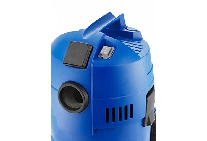 جاروبرقی آب و خاک به آسانی قابل استفاده می باشد.