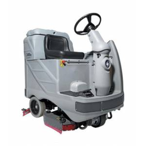 زمین شوی برقی  - ride-on-scrubber-dryer-BR1050S - BR1050S