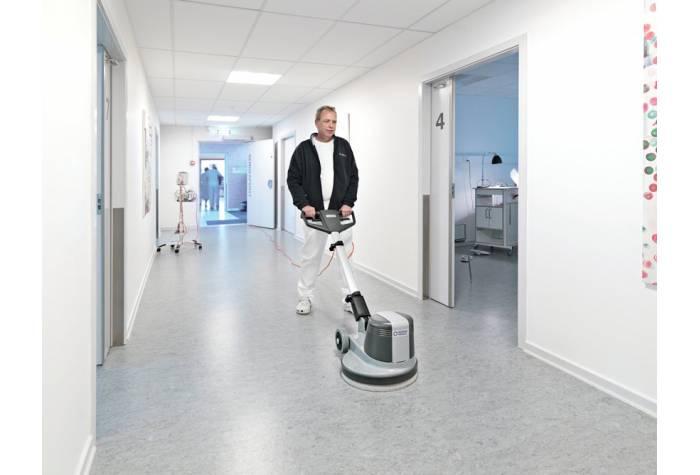 کاربرد دستگاه پولیشر FM400 D در بیمارستان بعلت برخورداری از سطح صدای بسیار کم