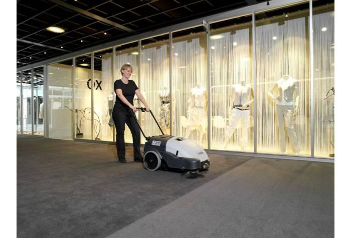 سوییپر SW750 قابل کاربرد در مراکز تجاری و خرید