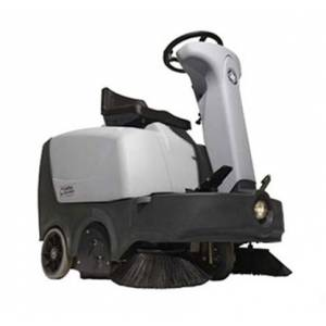 جاروب خیابانی  - ride-on-sweeper-SR1000P - SR1000SP
