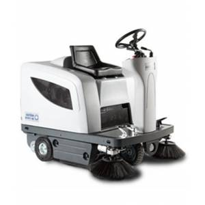 سوییپر خودرویی SR 1101 B  - ride-on-sweeper-SR1101B - SR 1101 B