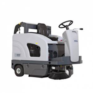جاروب خیابانی  - ride-on-sweeper-SW4000LPG - SW4000 LPG