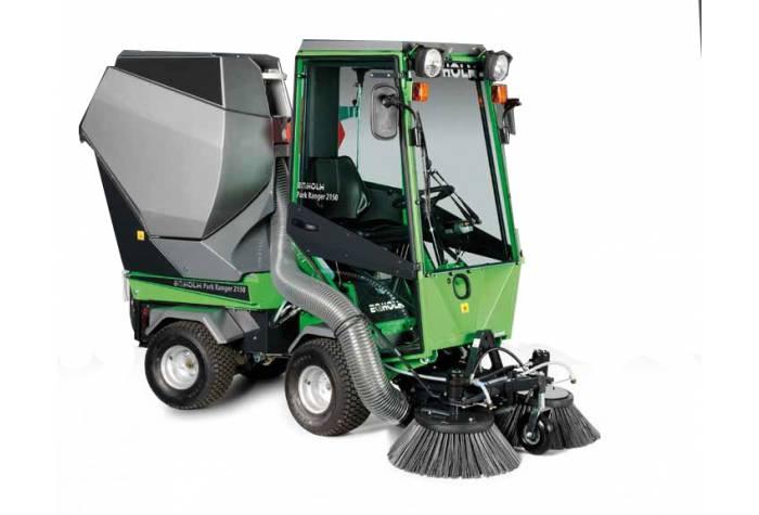 جاروب خیابانی Park Ranger 2150 مناسب برای نظافت محوطه های وسیع