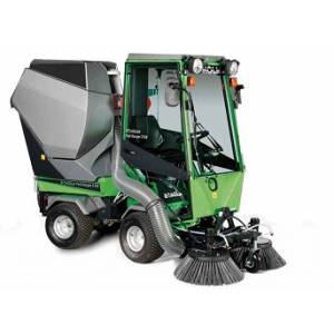 جاروب خیابانی  - Street-sweeper-suction-sweeper-park-ranger-2150 - suction sweeper 2150