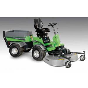 جاروب خیابانی  - Street-sweeper-mulch-mower-park-ranger-2150 - Mulch Mower 1200