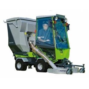 سوییپر شهری جمع کننده چمن Park Ranger 2150  - street-sweeper-grass-collector-park-ranger-2150 - Park-Ranger-grass-collector