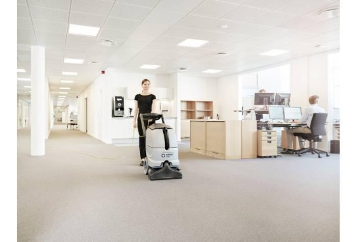 نظافت محیط های فرش شده با فرش و موکت شوی