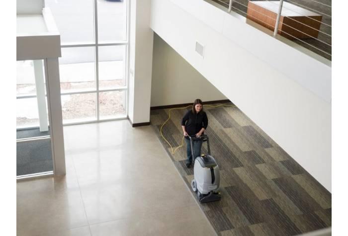 سهولت استفاده از فرش شوی در سالن های مفروش