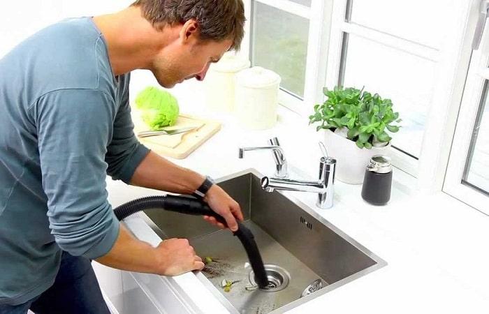 دستگاه جاروبرقی آب و خاک
