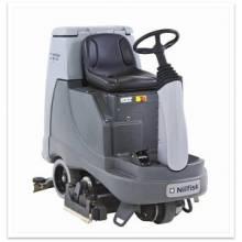 اسکرابر سرنشین دار - ride-on-scrubber