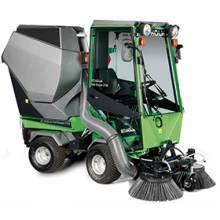 سویپر صنعتی شهری - street-sweeper